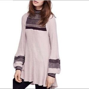 Free People Snow Day Thermal Moon Sand Combo
